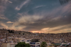 Fes (HDR) (T is for traveler) Tags: travel traveler traveling tisfortraveler digitalnomad exploration photography backpacker fes fez morocco africa city arab summer trip canon 700d 1855mm mosque view hdr epic ancient old