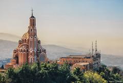 Basilica of Saint Paul (Simhai) Tags: church basilica beirut lebanon harissa hdr