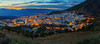 Chefchaouen Panorama (jeglikerikkefisk) Tags: chefchaouen blauestunde blauestadt marokko tetouan chaouen maroc morocco gebirge rif rifgebirge panorama beleuchtung stadt häuser berg