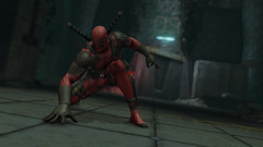 """Shhhh! My Common Sense is Tingling!"" (-One3rd-) Tags: deadpool highmoonstudios mercenarytechnology unrealengine3 ue3"
