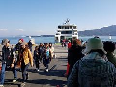 2017-11-29_11-09-24 (jumppoint5) Tags: street people together light shadow boat urban city miyajima japan hiroshima
