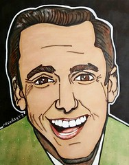 Jim Nabors (sealwhiskerz) Tags: jimnabors tribute drawing gomerpyle