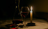 Candle light (PhredKH) Tags: candlelight wine bottle glass wineglass candle canonphotography canoneos 50mm ef50mmf18stm table tabletop indoorphotography lowlight lowlightphotography photosbyphredkh phredkh fredkh splendid shadowsandlight canoneos5dmarkiii redwine