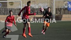 """Liga Autonómica Cadete . Alboraya U.D. """"A"""" 0 - 1  Valencia C.F. SAD """"A"""""""