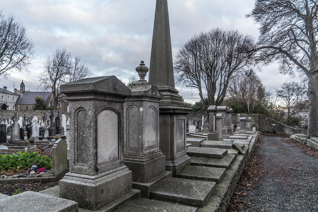 MOUNT JEROME CEMETERY IS AN INTERESTING PLACE TO VISIT [IT CLOSES AT 4PM]-134326