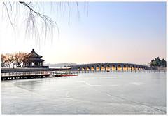 Summer Palace Bridge - Beijing (Tulipe Noire) Tags: china beijing summer palace bridge 2014