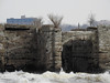Dam ruins at Deschênes rapids in Aylmer (Gatineau), Quebec (Ullysses) Tags: deschênesrapids aylmer gatineau quebec canada dam ruins ottawariver autumn automne rivièredesoutaouais barrage