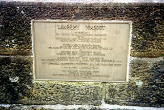Lambley viaduct (2), 2000
