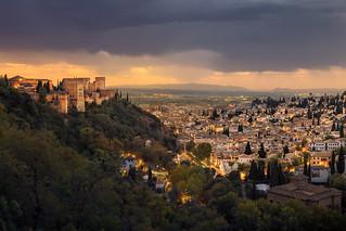 Alhambra y Albaicin