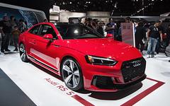 2018 Audi RS 5 (ccmonty) Tags: 2017laautoshow audi audirs5 conventioncenter dtla laautoshow laas losangeles losangelesconventioncenter autoshow automobile car cars downtownlosangeles vehicle california unitedstates