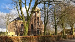 20171209 01 Lutjegast (Sjaak Kempe) Tags: 2017 winter sjaak kempe nederland niederlande netherlands provincie groningen lutjegast kerk church kirche