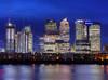 Canary Wharf at Night (Dick Bulch) Tags: canarywharf londonatnight riverthames