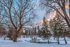 Congress Park in Winter (Samantha Decker) Tags: canonef1635mmf28liiusm canoneos6d congresspark ny newyork samanthadecker saratogasprings upstate winter unitedstates