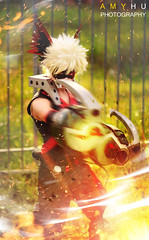 Boku No Hero Academia Cosplay BNHA Katsuki Bakugou (Amy Hu Photography) Tags: bokunoheroacademia cosplay cosplayer coser bnha bnhacosplay bokunoherpoacademiacosplay izuku midoriya deku dekucosplay bakugou ochaco uraraka katsuki shoto todoroki momo yaoyorozu edit portrait art postproduction digitalart photoshop editing fanart bnhafanart myheroacademia anime manga kawaii cute japan fire bomb ice electric team katana