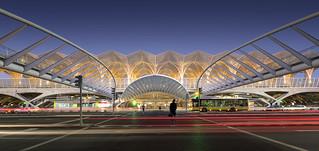 Oriente Station - Lisbon