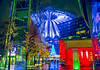 Sony Center  Potsdamer Platz (Tony_Brasier) Tags: sony saugage cold colours food night d7200 sigma music 1750mm nikon people lovely location eat red blue