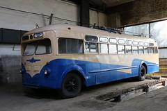 2017-06-21, Kyiv, Muzey Transportu (Fototak) Tags: obus filobus trolleybus ukraine kyiv 90