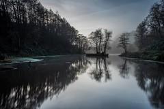 Winter on the Upper Lake (Bryn Morgan Dec 16)