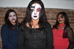 Girls (lotlovegood2) Tags: diademuertos mexico halloween catrina followme like model modelos nikon calavera altar fantasma boo red miedo