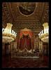 Palazzo Reale IV (Emilio Casini) Tags: lampadario palazzoreale torino turin piemonte italy italia gold oro trono savoia re king reale palazzo building architettura architecture