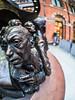 A Bronze Figure- The Plinth below the Meeting Place Sculpture ( St Pancras Rail Station) (3) (Olympus OM-D EM1 -II & M.Zuiko 8mm f1.8 Fisheye Prime)  (1 of 1) (markdbaynham) Tags: london londonist urban sculpture bronze figure st pancras stpancras station plinth londoner city metropolis oly olympus omd em1 em1ii em1mk2 csc mirrorless evil mft m43 m43rd mzd mz zd zuikolic mzuiko fisheyeview fisheye f18 prime micro43 micro43rd