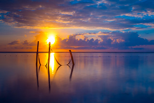 Sunrise at Mahahual