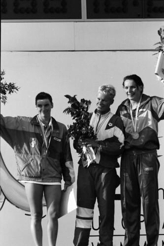 379 Swimming EM 1991 Athens