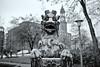 Hamburg (LucasRebmannPhotography) Tags: fujifilm x100f x 100 f f2 hamburg germany deutschland iso black white bokeh church churchtower kirche street photography 2017 november lucas rebmann