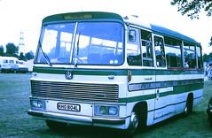Slide 110-07 (Steve Guess) Tags: byfleet surrey england gb uk bedford vas duple coach kho804l