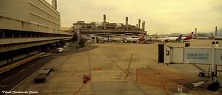 Arrivals and departures - Chegadas e partidas