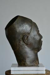 3829DF73-A8AA-4BA9-894A-781A2E8BA373 (Klaus S. Henning) Tags: 4 continents collection native fine art klausshenning klaus s henning bronze 360 degrees princeife benin