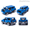 31070 SUV alternate MOC model (KEEP_ON_BRICKING) Tags: lego creator set 31070 alternate moc model suv 4x4 off road offroad car vehicle