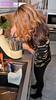 Melli's Weihnachtsbäckerei (IchWillMehrPortale) Tags: melli melliengel mellie weihnchaten kekse laible plätzchen spitzbuben weihnachtsbäckerei bäckerei küche highheels heels stiefeletten leggings lederleggings shiny gänzend skinny popo selbst rezept