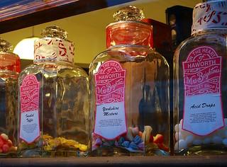Mrs Beighton's Sweet Shop