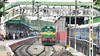 13566 GOC WDG3A (TheRailzone) Tags: wdg3a roro konkan railways indian alco luxury train golden chariot