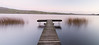 Jetty (Dáire Cronin) Tags: lough derg clare lake long exposure sunset ireland