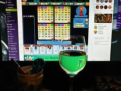 9 of 12: Bingo and Wine