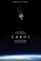 """flung out of space"" (tophrrrr) Tags: msaed meme carol poster gravity cateblanchett rooneymara"