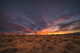 Skyfire Over The Desert [EXPLORED]