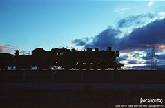 2017/7/23 SY1546 59Mine (Pocahontas®) Tags: sy1546 wujiu steam engine locomotive loco railway railroad rail mine steamlocomotive film 135film kodak ektar100