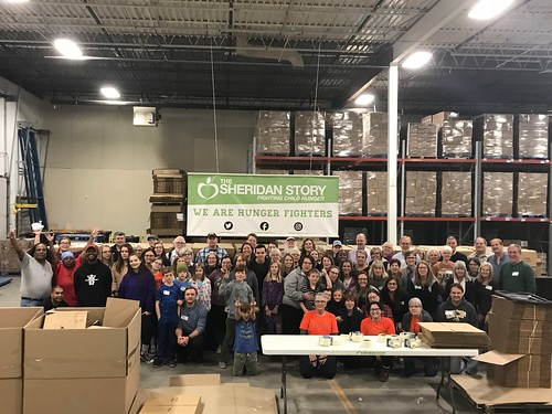 Charles Schwab Packing Event Group #2 11/30/17