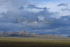 30100971 (wolfgangkaehler) Tags: 2017 asia asian centralasia mongolia mongolian hustai hustainationalpark hustainnuruunationalpark landscape scenery scenic hill hills hilly cloud clouds cloudy mountain