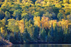Hidden Cabin (Kevin Pihlaja) Tags: keweenaw coppercountry upperpeninsula michigan autumn morning cabin trees foliage fallcolors landscape nature forest woodland sunlight lake