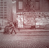 Street Sweeper 1943 (Are Oh Why) Tags: newyorkcity streetsweeper streetcleaner washingtonstreet sweeper boxing dempsey louis