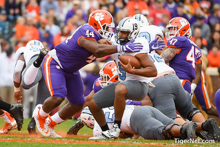 Clemson vs The Citadel Photos