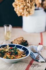 Espaguetis con almejas – Spaghetti alle vongole (Ivana Rosario ·) Tags: almejas chirlas espaguettivongole mylittlethings espaguetis con – spaghetti alle vongole