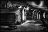 The Night Has A Thousand Eyes ... (iEagle2) Tags: blackandwhite blackwhite bw westcoast grundsund sweden evening