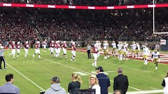 #FightingIrish vs #StanfordCardinal (Σταύρος) Tags: stanford td touchdown stanfordfootball video thefarm fosterfield stanfordstadium paloalto southgate ncaa santaclara pac10 pac12 collegefootball greatseats greatseat endzone fans stadium footballstadium stadion stade estadio estádio footballfield grassfield kalifornien cali californië californie california northerncalifornia norcal football iphone iphone7plus takenwithaniphone telephone cellphone cell phone gps iphone7pluscapture iphonecapture backcamera mobilephone appleiphone apple fútbolamericano cardinal siliconvalley fightingirish notredame stanfordcardinal footballplayers stanforduniversity 1891