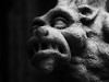 Meet My Gothic Pet Scamp! (Johntasaurus) Tags: gargoyle exetercathedral