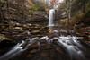 Cherokee Falls (Josh Stamm) Tags: waterfalls water white georgia georgiawaterfalls georgiamountains northgeorgia cloudland canyon joshstamm fallcolors fall